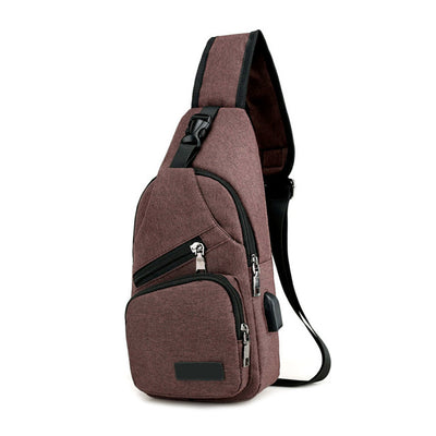 Smart Bag // Oxford Shoulder Strap