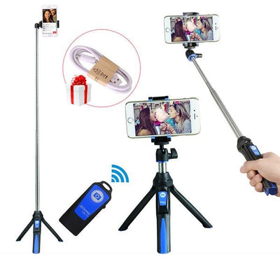 Special Offer 3-in1 Selfie Stick Tripod