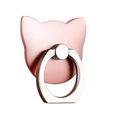 Phone Ring Bracket - Meow Cat