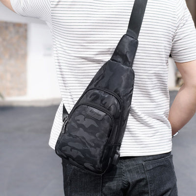 Smart Bag // Light Camo Shoulder Strap