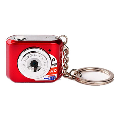 Portable HD 1280*720 Mini Camera X3 Removable Disc Pc Camera Support TF Card Micro Secure Digital Memory Card