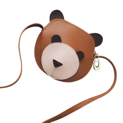 Girl Shoulder Bags Handbags & Cute Bear Handbags Kids Mini Crossbody Bag