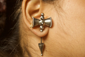 Shiva's Dumroo Earrings