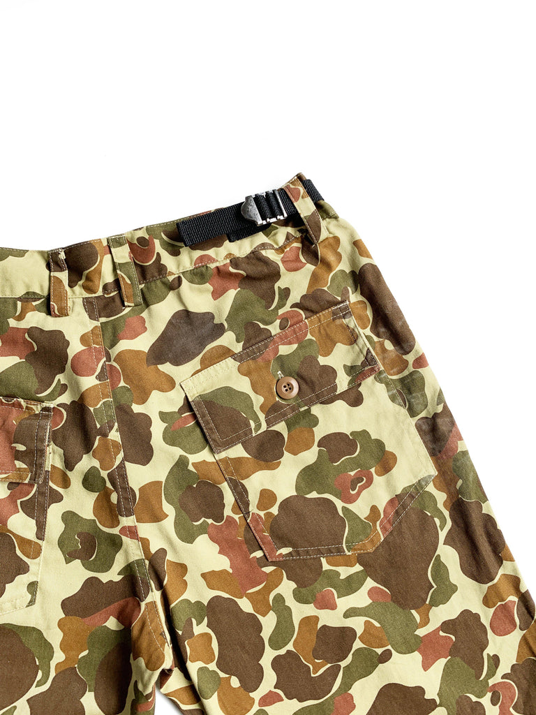 Frogskin Military Party Pants - Tropic Thunder