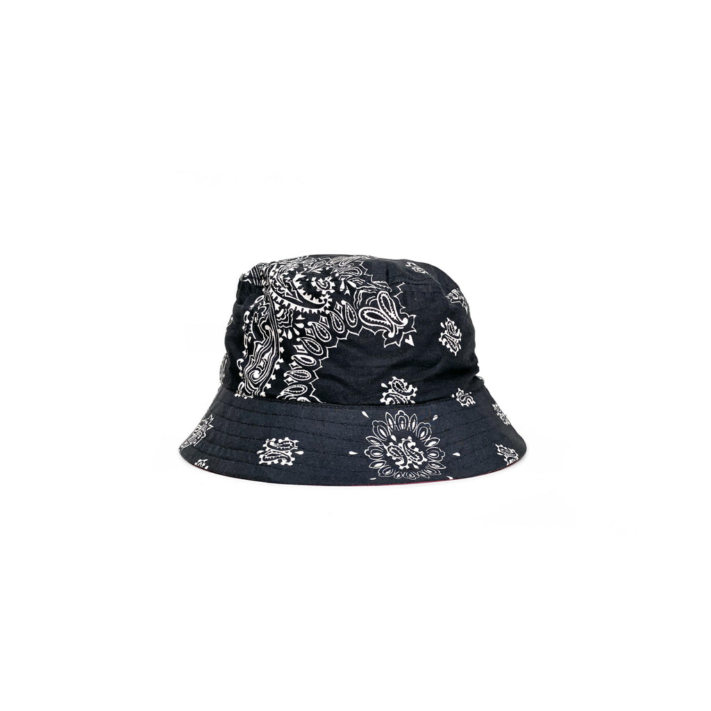 Bandana Dark Bucket Hat