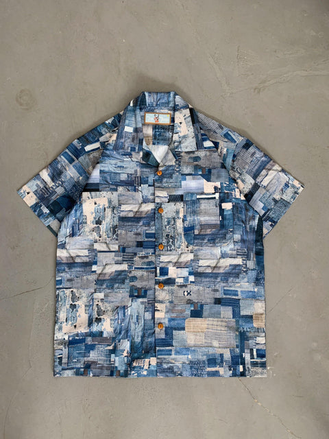 Patchwork Panama Shirt