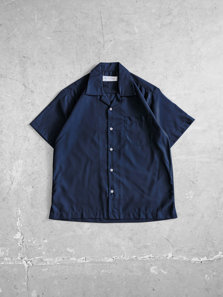 Navy Plain Shirt