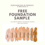 Free Foundation Sample