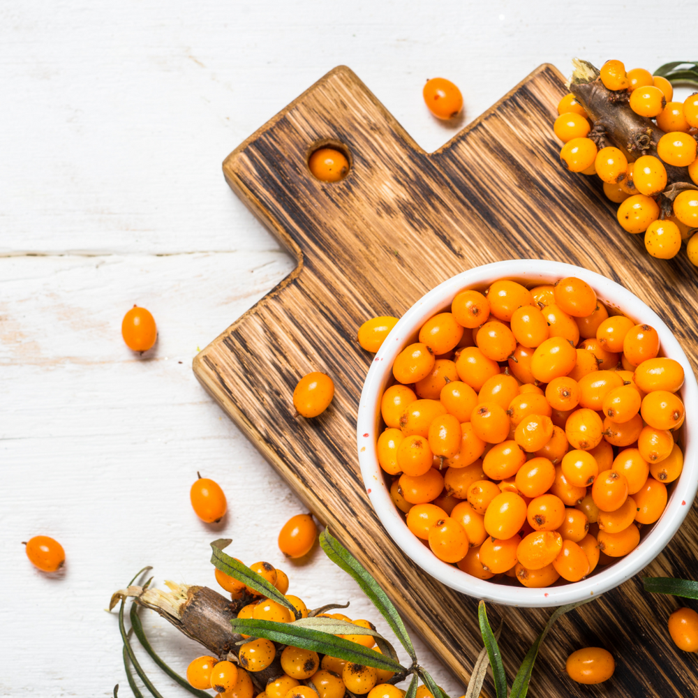 Incredible skin benefits of Sea Buckthorn