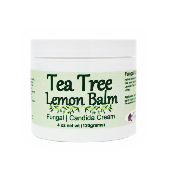 Tea Tree Lemon Balm Cream