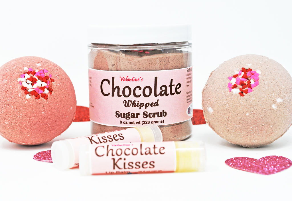 Chocolate Kisses Collection