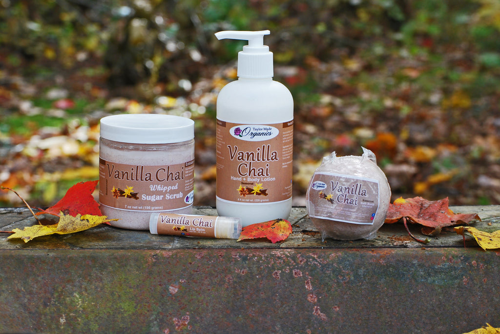 Vanilla Chai Fall Collection