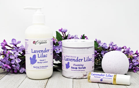 Lavender Lilac Spring Collection