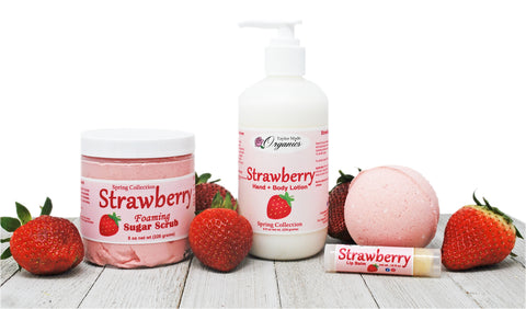 Strawberry Spring Collection