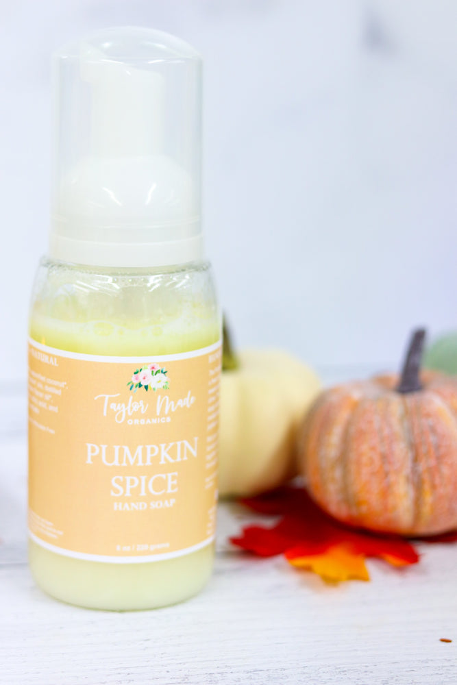 Load image into Gallery viewer, Pumpkin Spice hand soap