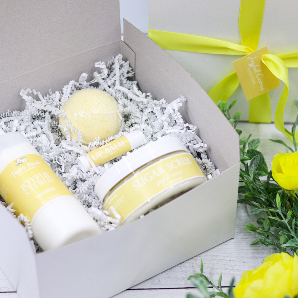 Joyful Citrus Gift Set
