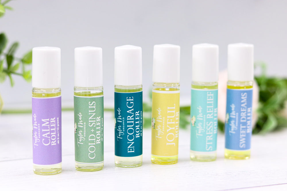 Aromatherapy Rollerballs
