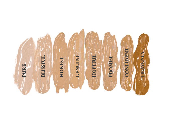 Liquid Mineral Foundation - sample