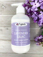 Lavender Lilac Hand + Body Lotion
