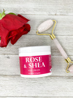Rose & Shea Face Cream