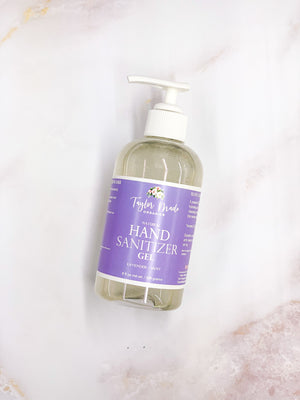 Hand Sanitizer Gel Refill bundle- lavender mint