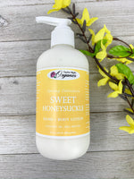 Sweet Honeysuckle Hand + Body Lotion