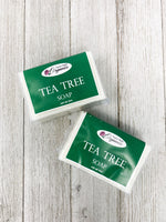 Tea Tree Bar Soap - fungal / candida