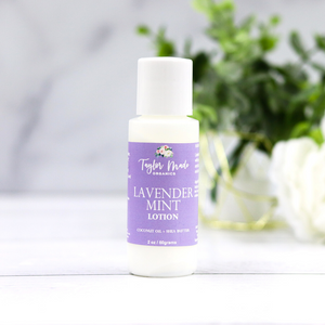 Load image into Gallery viewer, Lavender Mint Lotion