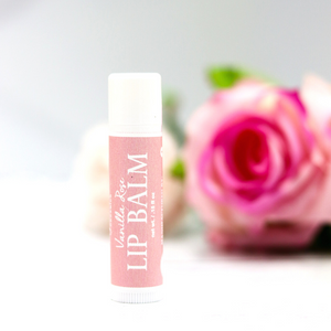 Vanilla Rose Lip Balm
