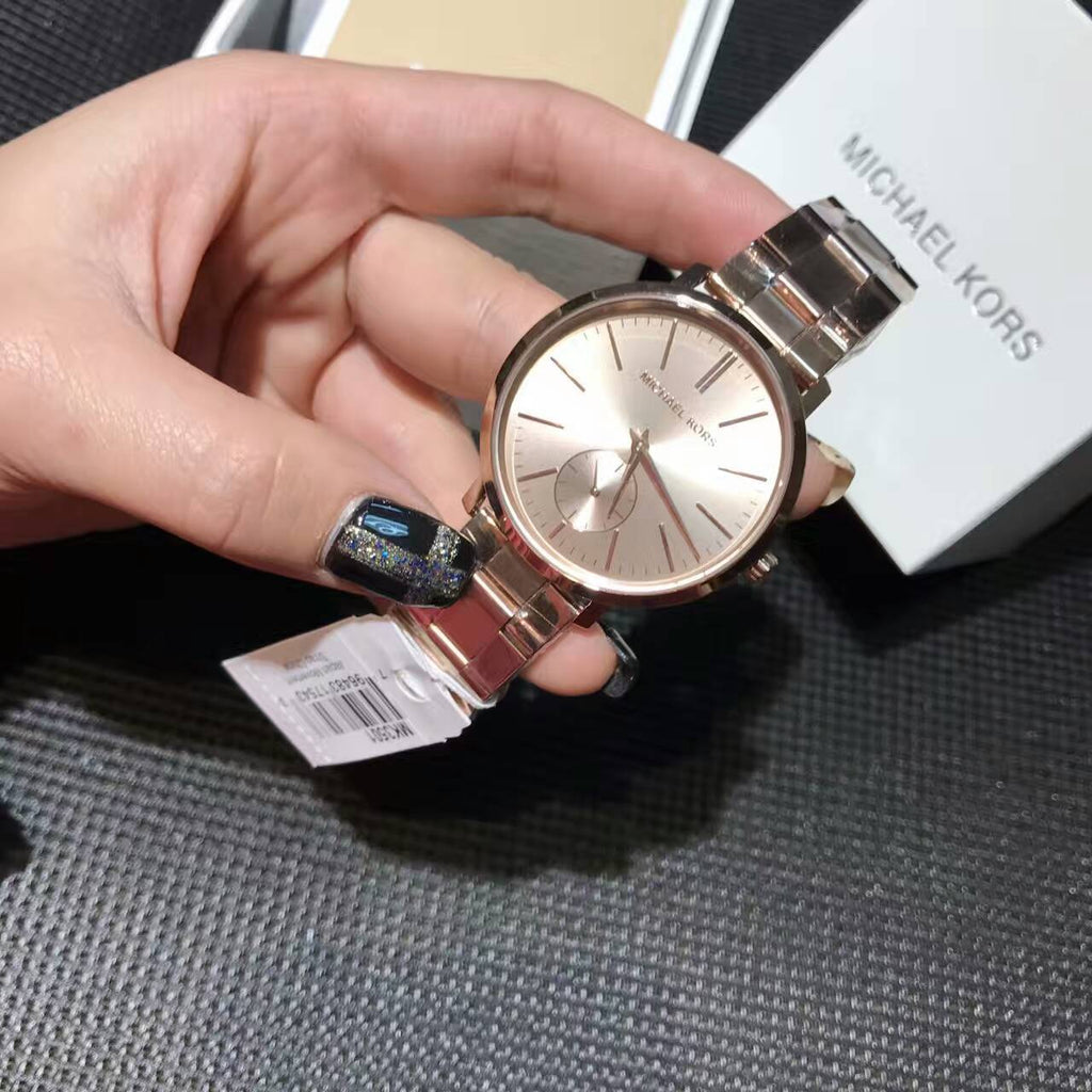 MICHAEL KORS (MK3501) - Daniel Wellington