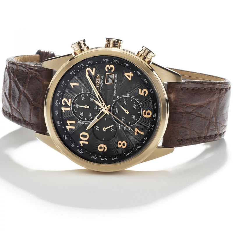 Citizen World Chrono A-T Limited Edition Watch AT8039-05H