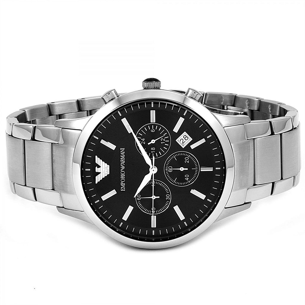 Emporio Armani Chronograph Watch AR2434
