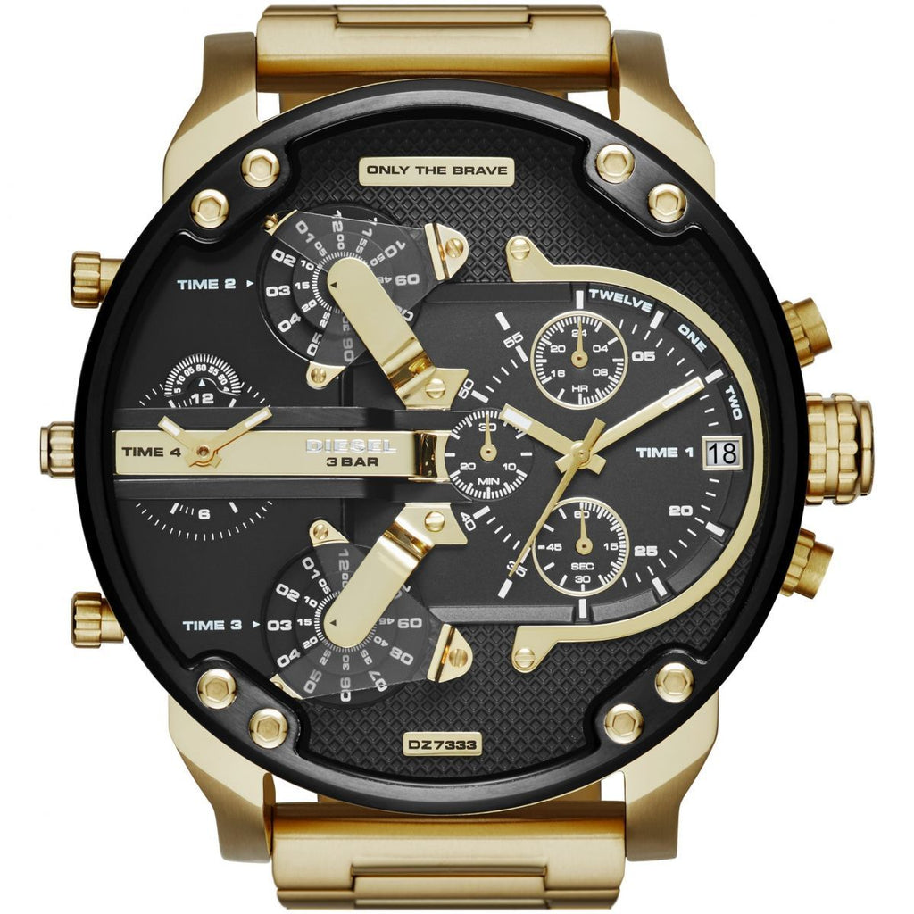 Diesel Daddy 2.0 Chronograph Watch DZ7333