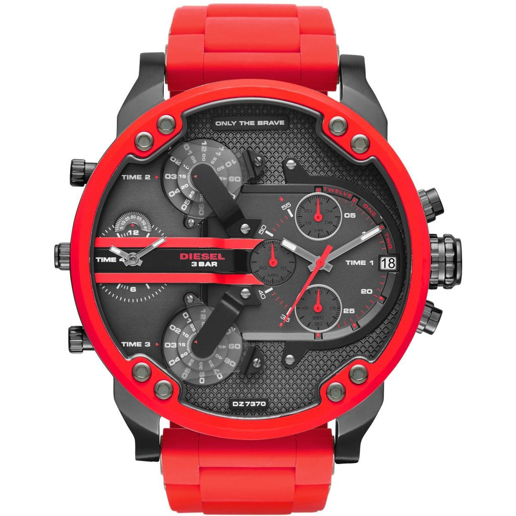 Diesel Daddy Chronograph Watch DZ7370