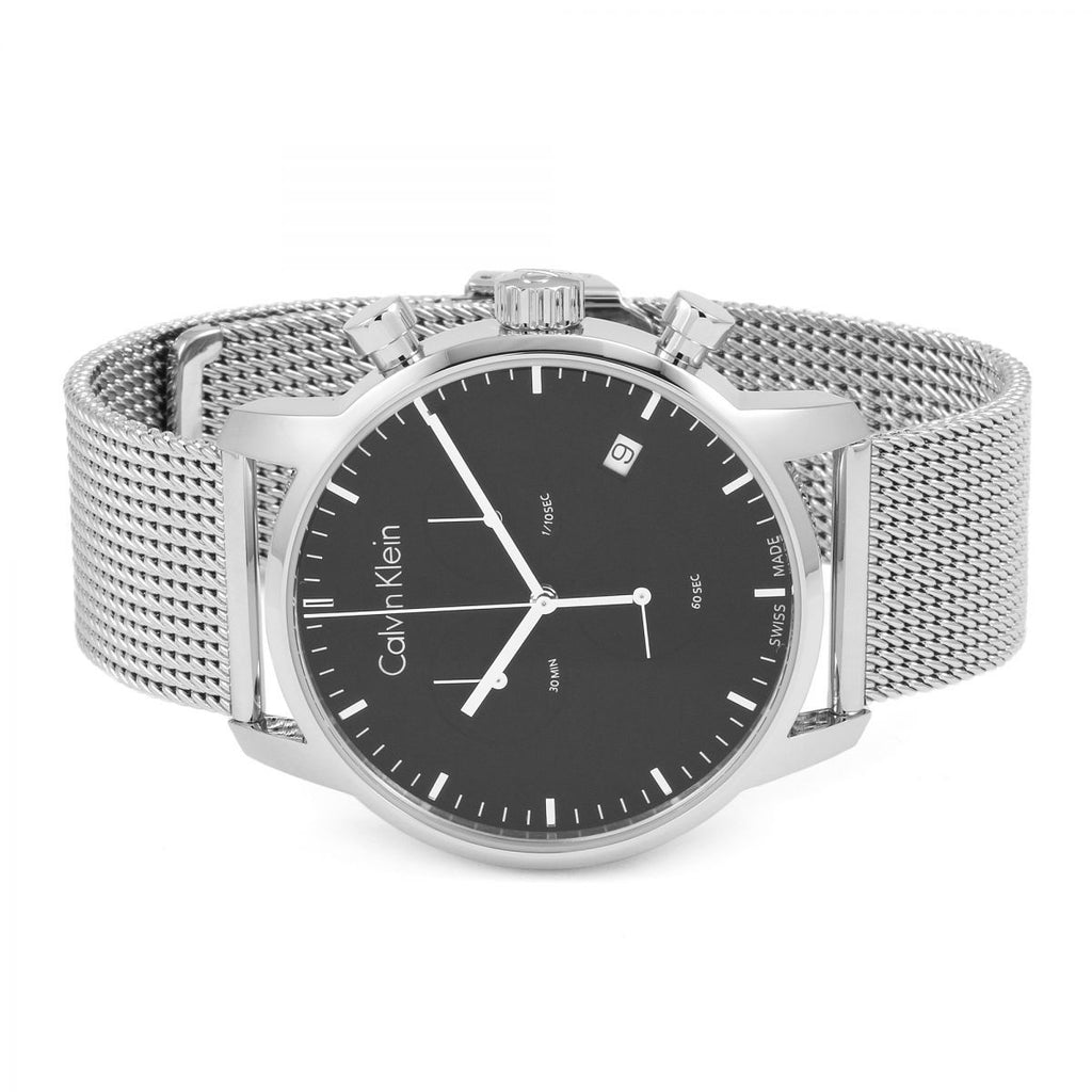 Calvin Klein City Chronograph Watch K2G27121