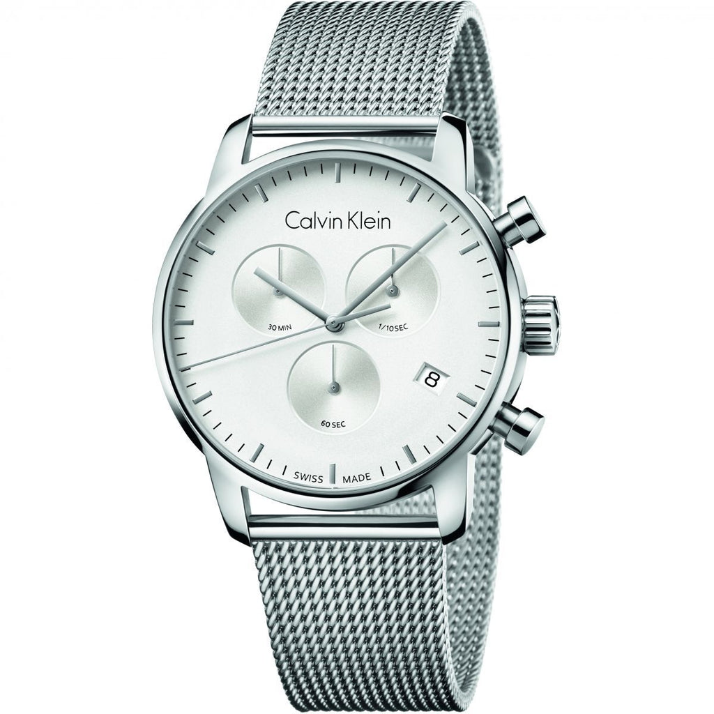 Calvin Klein City Chronograph Watch K2G27126