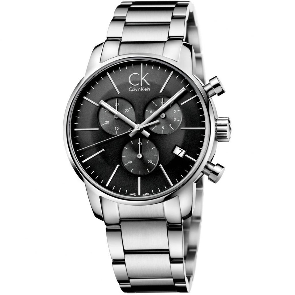 Calvin Klein City Chronograph Watch K2G27143