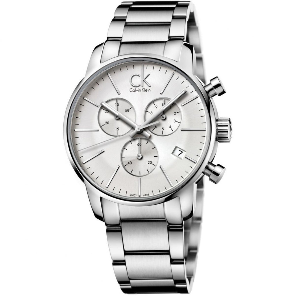 Calvin Klein City Chronograph Watch K2G27146