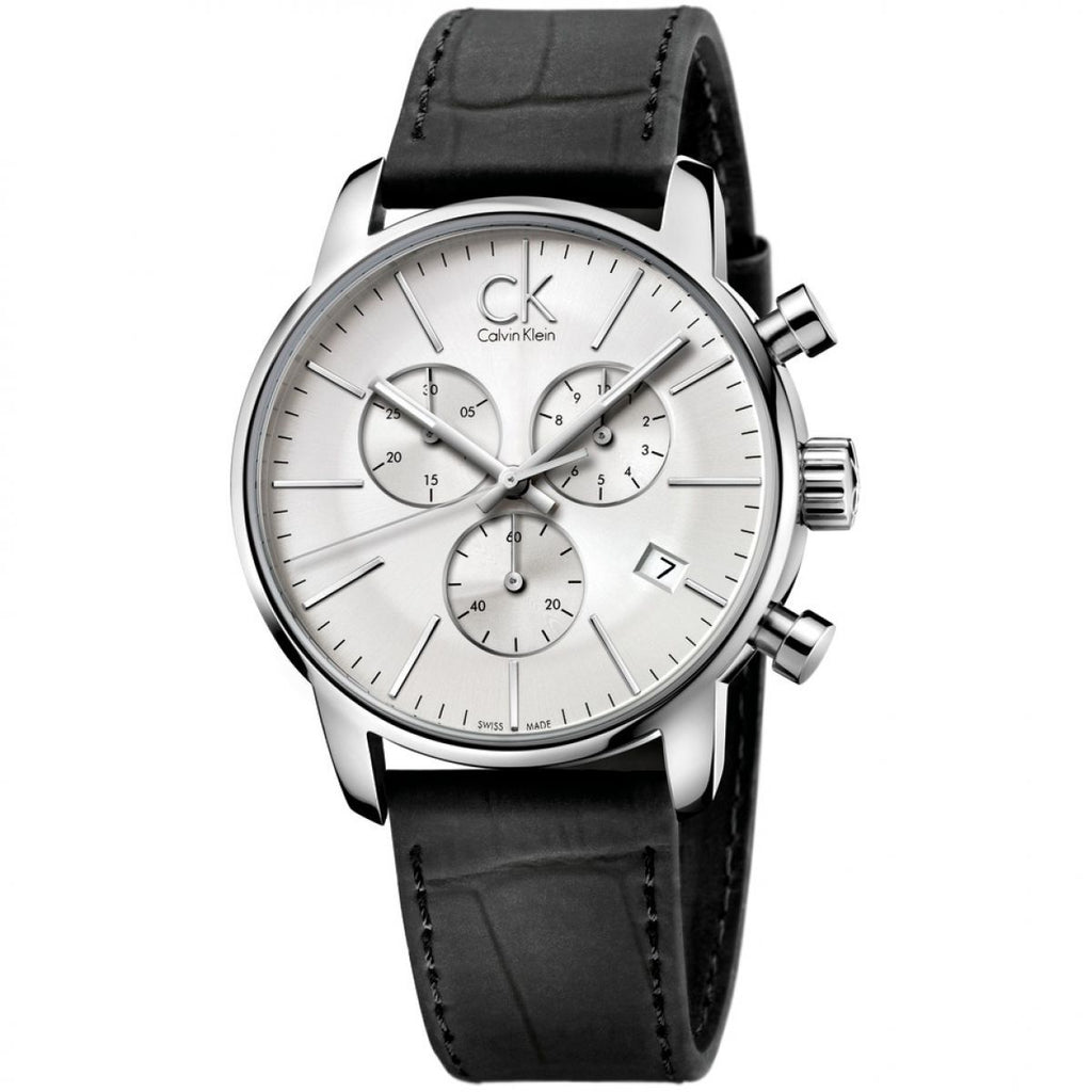 Calvin Klein City Chronograph Watch K2G271C6