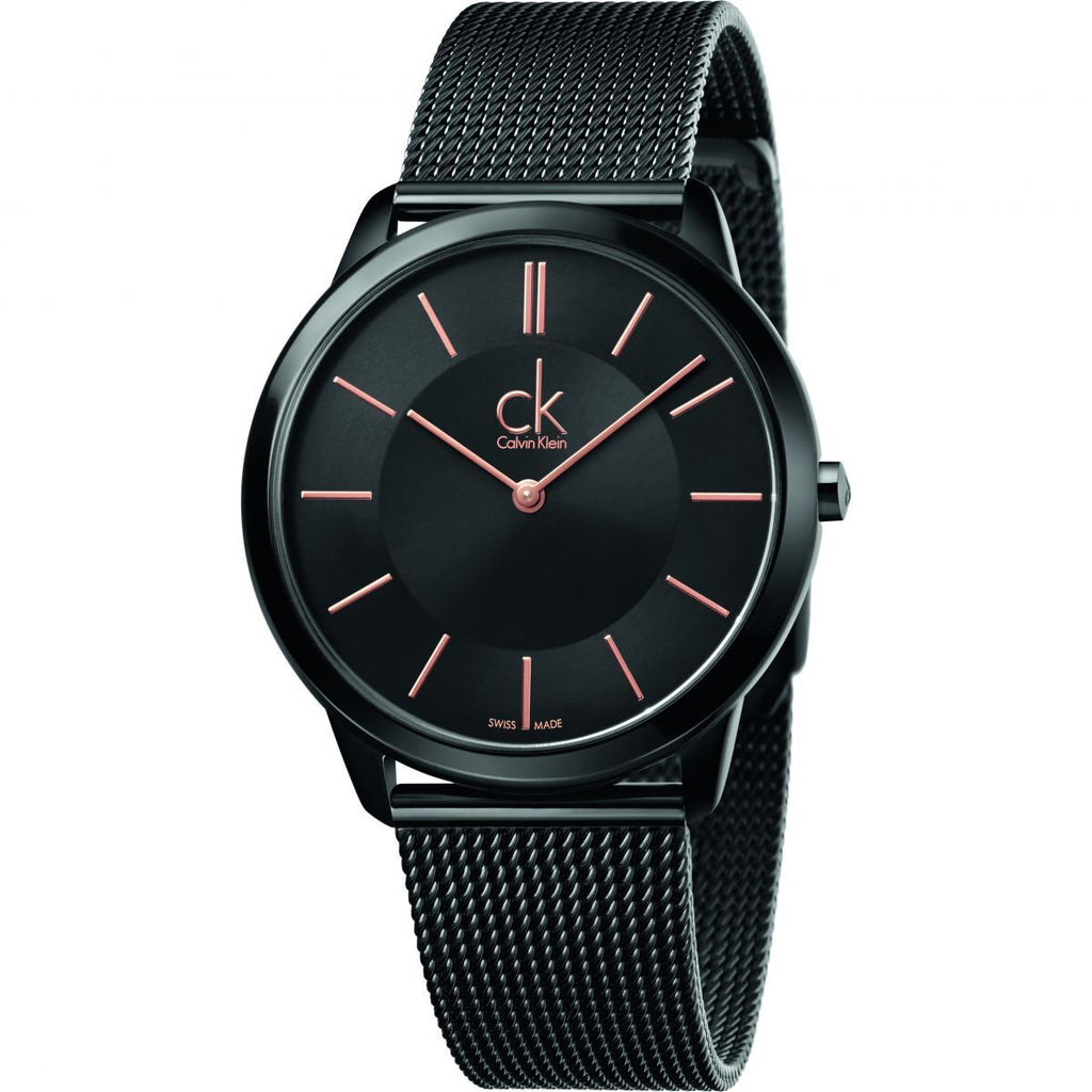 Calvin Klein Minimal 40mm Watch K3M21421