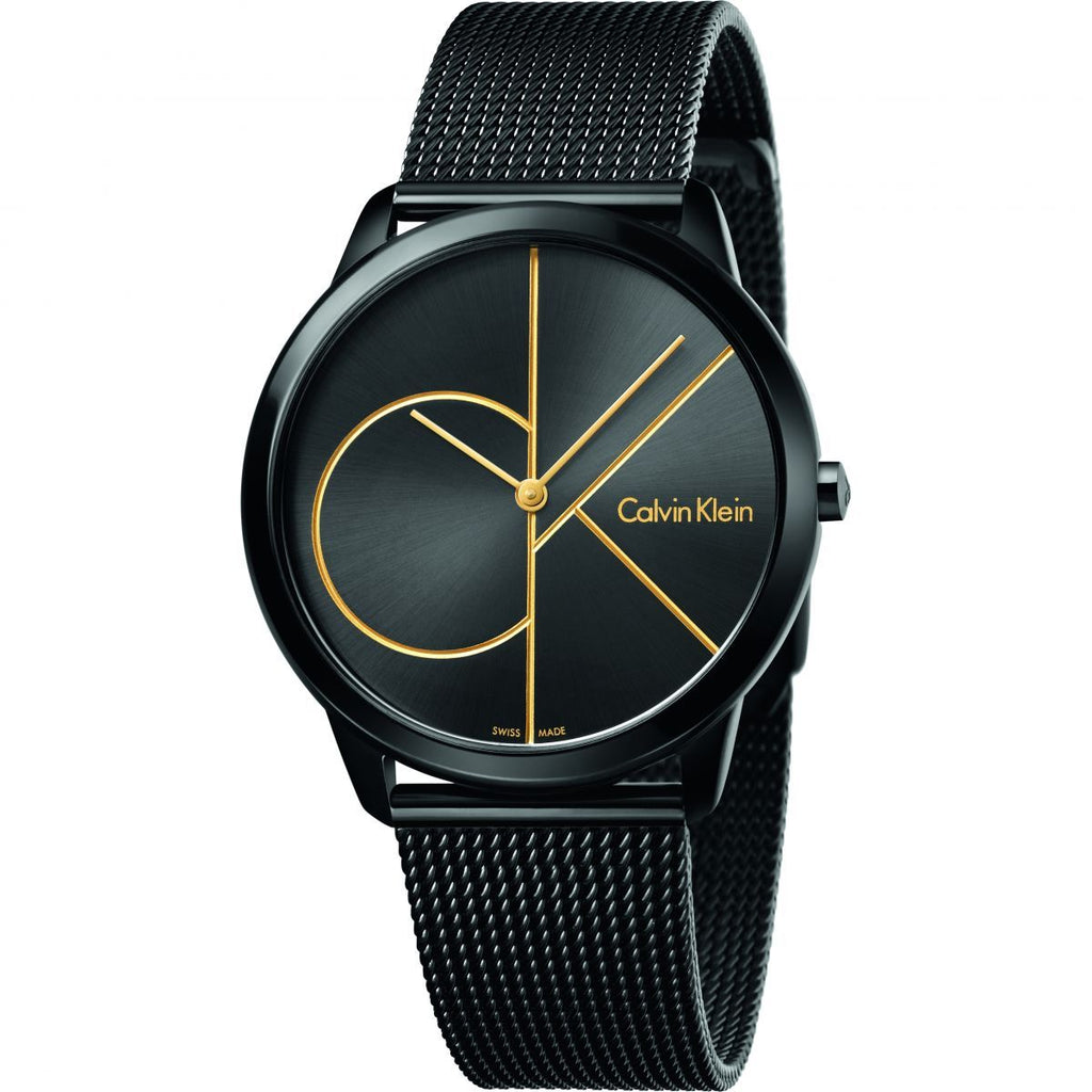 Calvin Klein Minimal 40mm Watch K3M214X1
