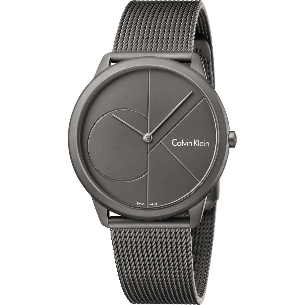 Calvin Klein Minimal 40mm Watch K3M517P4