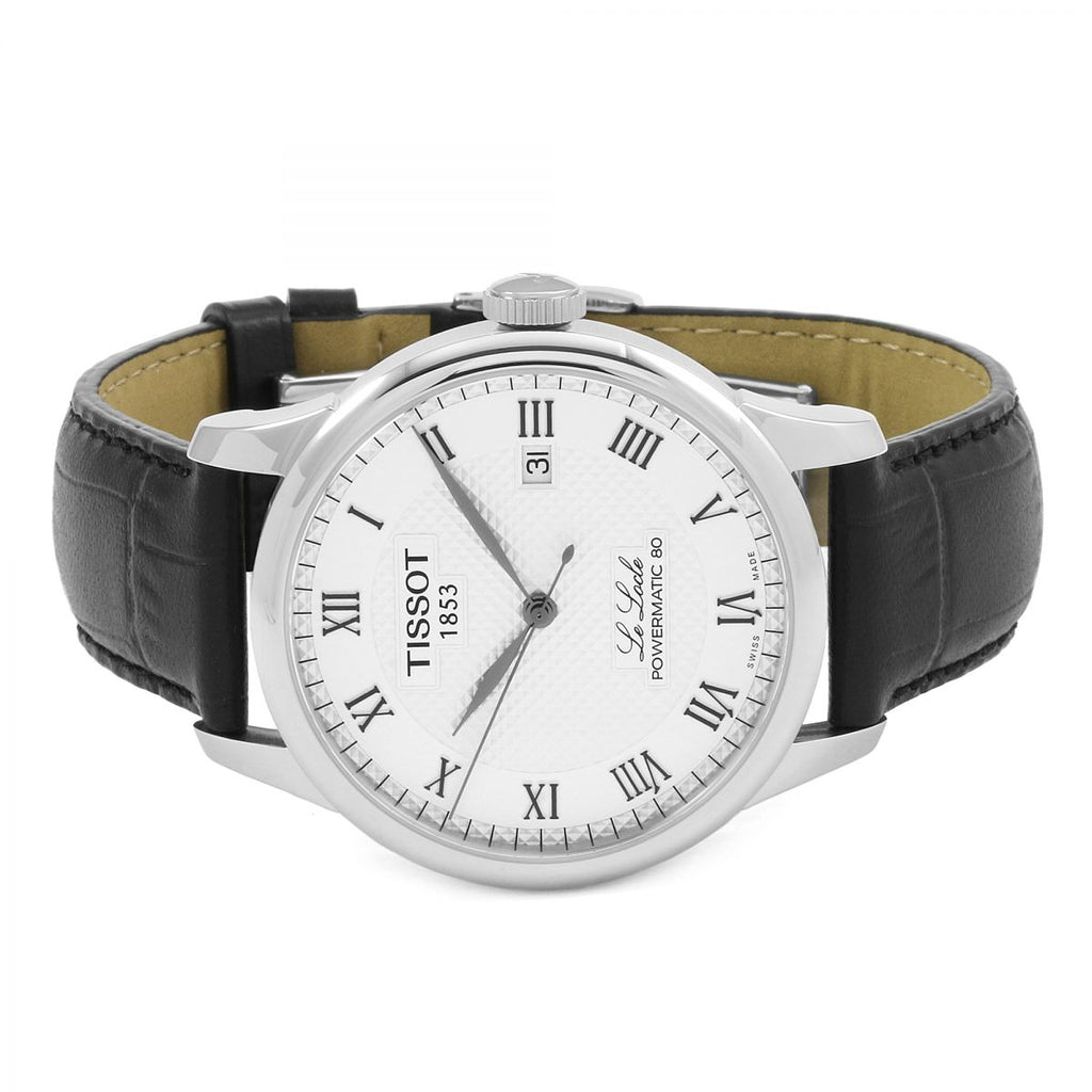 Tissot Le Locle Powermatic 80 Automatic Watch T0064071603300