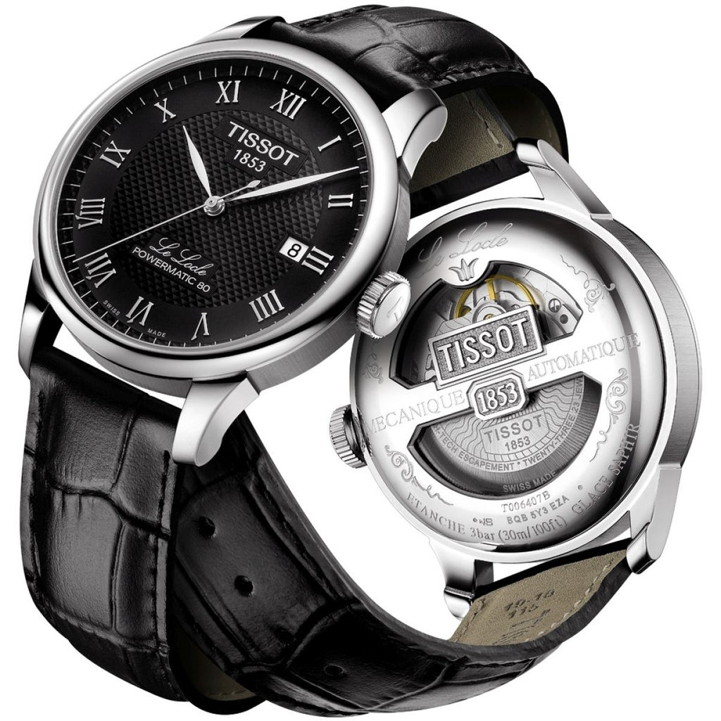 Tissot Le Locle Powermatic 80 Automatic Watch T0064071605300