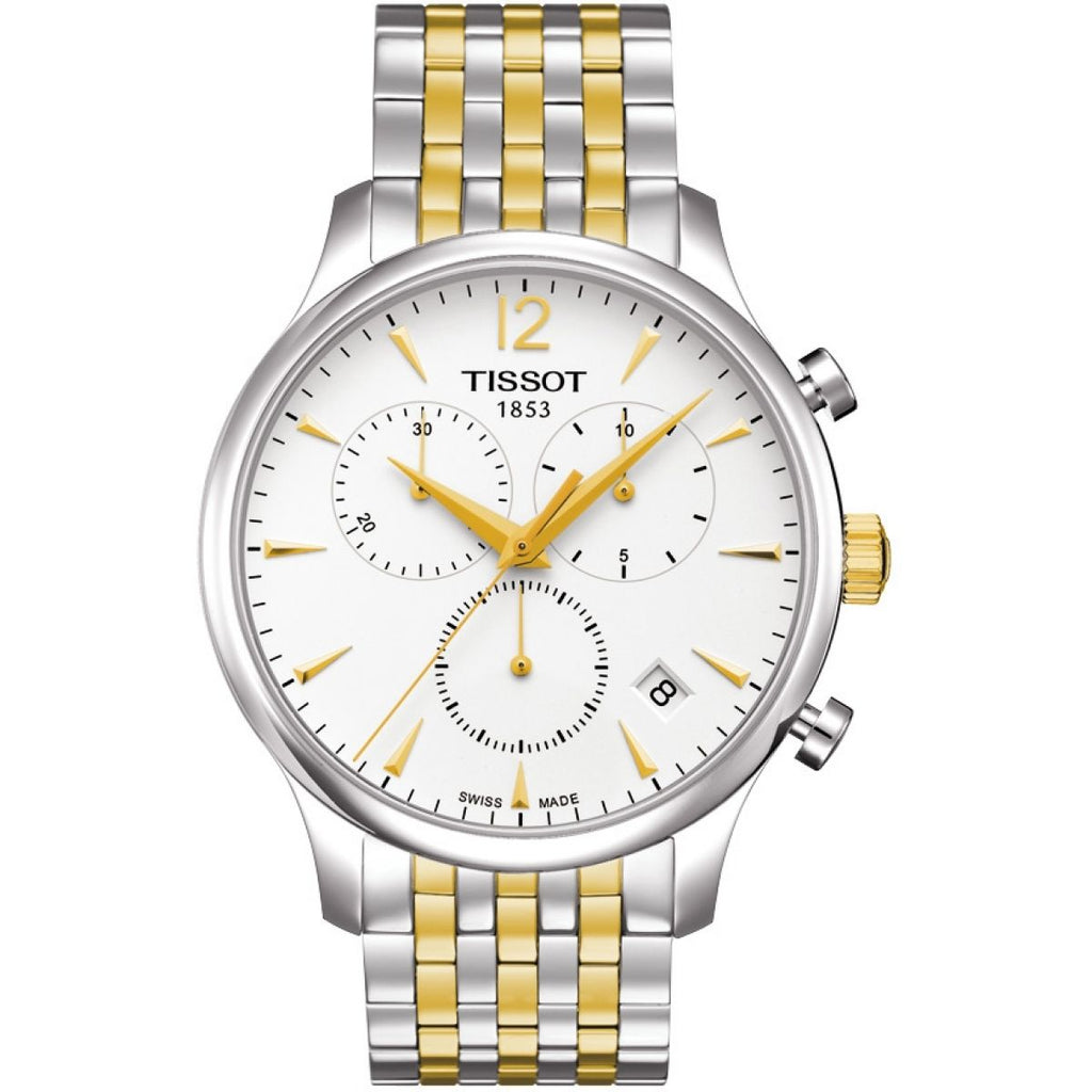 Tissot Tradition Chronograph Watch T0636172203700