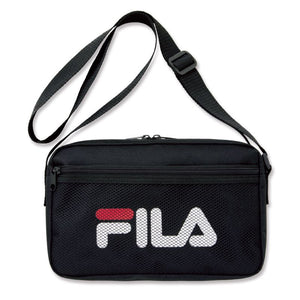 Japanese magazine gift FILA Crossbody bag with zipper