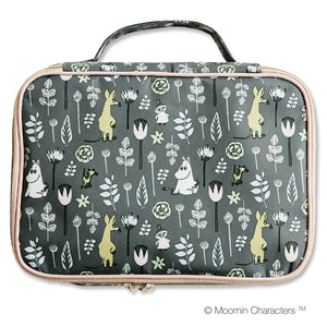 Japanese magazine gift Moomin Travel storage bag