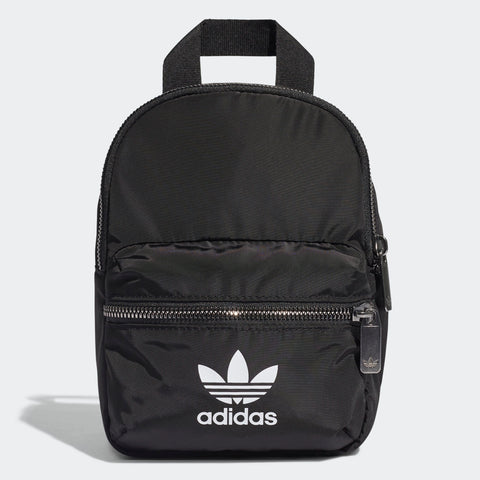 Adidas WOMEN ORIGINALS MINI BACKPACK Black with zip