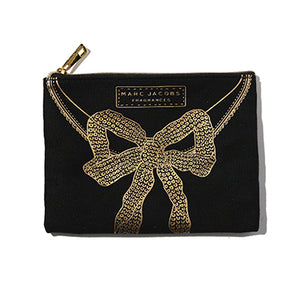 Japanese magazine gift MARC JACOBS Bow pattern Clutch Bag