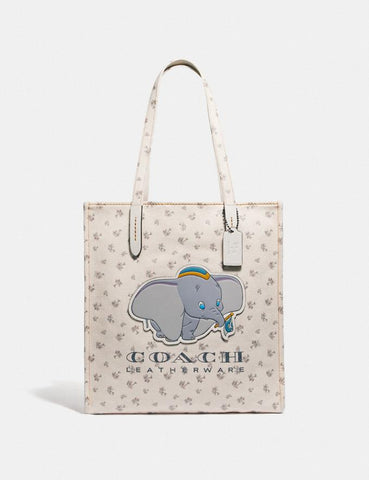 Disney X Coach Dumbo Tote Bag